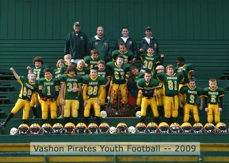 3818 VPYF Team 2009